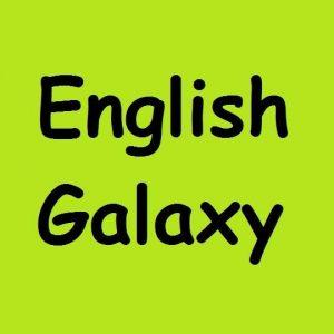 ENGLISH GALAXY